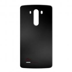 برچسب تزئینی ماهوت مدل Black-color-shades Special مناسب برای گوشی  LG G3