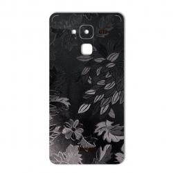 برچسب تزئینی ماهوت مدل Wild-flower Texture مناسب برای گوشی  Huawei GT3 (زرشکی)