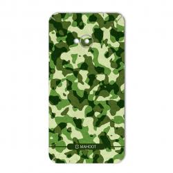 برچسب تزئینی ماهوت مدل Army-Pattern Design مناسب برای گوشی  HTC M7 (آبی)