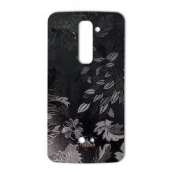 برچسب تزئینی ماهوت مدل Wild-flower Texture مناسب برای گوشی  LG G2