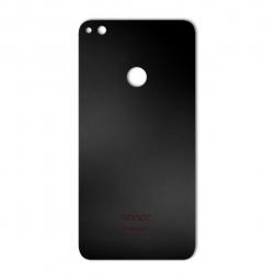 برچسب تزئینی ماهوت مدل Black-color-shades Special مناسب برای گوشی  Huawei Honor 8 Lite (مشکی مات)