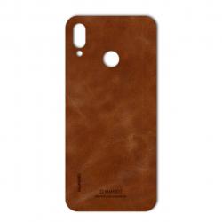 برچسب تزئینی ماهوت مدل Buffalo Leather مناسب برای گوشی Huawei Nova 3e