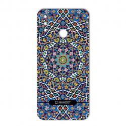 برچسب تزئینی ماهوت مدل Imam Reza shrine-tile Design مناسب برای گوشی  Huawei Nova 3e