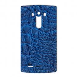 برچسب تزئینی ماهوت مدل Crocodile Leather مناسب برای گوشی  LG G4