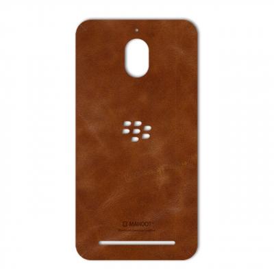 برچسب تزئینی ماهوت مدل Buffalo Leather مناسب برای گوشی BlackBerry Aurora (بی رنگ)