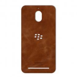 برچسب تزئینی ماهوت مدل Buffalo Leather مناسب برای گوشی BlackBerry Aurora