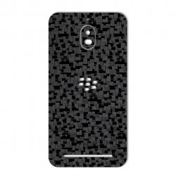 برچسب تزئینی ماهوت مدل Silicon Texture مناسب برای گوشی  BlackBerry Aurora