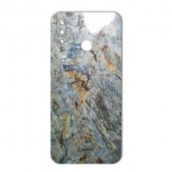 برچسب تزئینی ماهوت مدل Marble-vein-cut Special مناسب برای گوشی  Huawei Nova 3e (سبز)