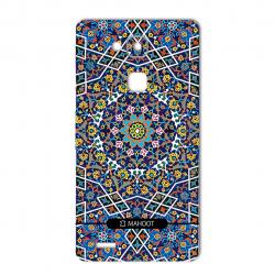 برچسب تزئینی ماهوت مدل Imam Reza shrine-tile Design مناسب برای گوشی  Huawei Mate 7