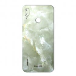 برچسب تزئینی ماهوت مدل Marble-light Special مناسب برای گوشی  Huawei Nova 3e