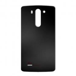 برچسب تزئینی ماهوت مدل Black-color-shades Special مناسب برای گوشی  LG G3 Beat