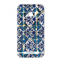 برچسب تزئینی ماهوت مدل Traditional-tile Design مناسب برای گوشی  HTC 10 (چند رنگ)