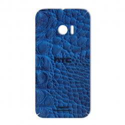 برچسب تزئینی ماهوت مدل Crocodile Leather مناسب برای گوشی  HTC 10