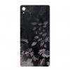 برچسب تزئینی ماهوت مدل Wild-flower Texture مناسب برای گوشی  Sony Xperia Z3 Plus