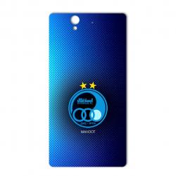 برچسب تزئینی ماهوت مدل ESTEGHLAL Design مناسب برای گوشی  Sony Xperia Z