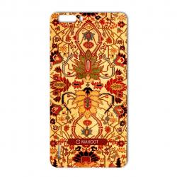 برچسب تزئینی ماهوت مدل Iran-carpet Design مناسب برای گوشی  Huawei Honor 6 Plus (قرمز)