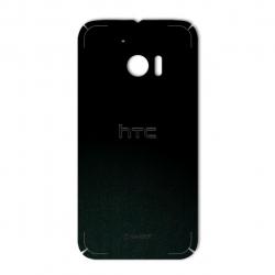 برچسب تزئینی ماهوت مدل Black-suede Special مناسب برای گوشی  HTC 10