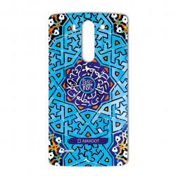 برچسب تزئینی ماهوت مدل Slimi design-tile Design مناسب برای گوشی  LG G3 Beat (بی رنگ)