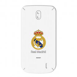برچسب تزئینی ماهوت مدل REAL MADRID Design مناسب برای گوشی  Nokia 1 (چند رنگ)