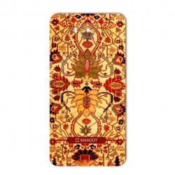 برچسب تزئینی ماهوت مدل Iran-carpet Design مناسب برای گوشی  Huawei Y5 2017 (زرد)