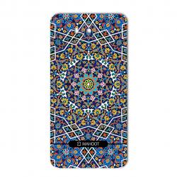 برچسب تزئینی ماهوت مدل Imam Reza shrine-tile Design مناسب برای گوشی  Huawei Y5 2017 (بی رنگ)