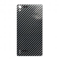 برچسب تزئینی ماهوت مدل Shine-carbon Special مناسب برای گوشی  Huawei Ascend P7
