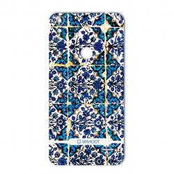 برچسب تزئینی ماهوت مدل Traditional-tile Design مناسب برای گوشی  Tecno WX4 Pro