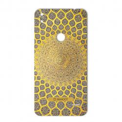 برچسب تزئینی ماهوت مدل  Sheikh Lotfollah Mosque-tile Designمناسب برای گوشی  Tecno WX4 Pro