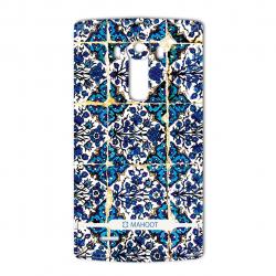 برچسب تزئینی ماهوت مدل Traditional-tile Design مناسب برای گوشی  LG G4
