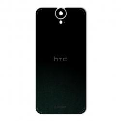 برچسب تزئینی ماهوت مدل Black-suede Special مناسب برای گوشی  HTC E9 Plus (بی رنگ)