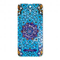 برچسب تزئینی ماهوت مدل Slimi design-tile Design مناسب برای گوشی  HTC E9 Plus (بی رنگ)