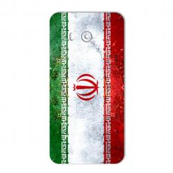 برچسب تزئینی ماهوت مدل IRAN-flag Design مناسب برای گوشی  HTC U11