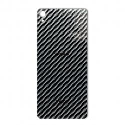 برچسب تزئینی ماهوت مدل Shine-carbon Special مناسب برای گوشی  Sony Xperia XA (نقره ای)