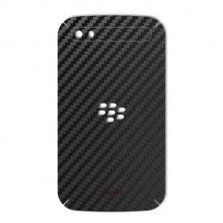 برچسب تزئینی ماهوت مدل Carbon-fiber Texture مناسب برای گوشی  BlackBerry Classic-Q20 (نقره ای)