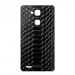 برچسب تزئینی ماهوت مدل Snake Leather مناسب برای گوشی  Huawei Mate 7