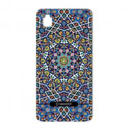 برچسب تزئینی ماهوت مدل Imam Reza shrine-tile Design مناسب برای گوشی  Huawei Honor 7i-Shot X (چند رنگ)