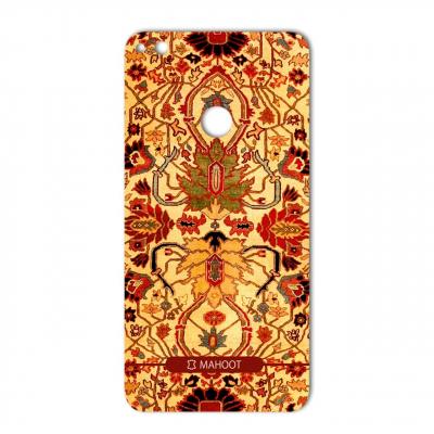 برچسب تزئینی ماهوت مدل Iran-carpet Design مناسب برای گوشی  Huawei Honor 8 Lite (زرد)