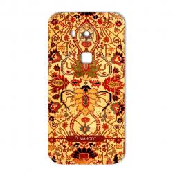برچسب تزئینی ماهوت مدل Iran-carpet Design مناسب برای گوشی  Huawei Ascend G8 (زرد)