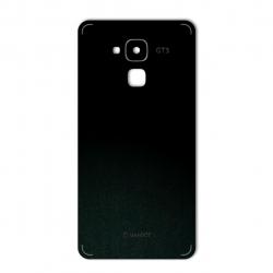 برچسب تزئینی ماهوت مدل Black-suede Special مناسب برای گوشی  Huawei GT3
