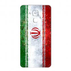 برچسب تزئینی ماهوت مدل IRAN-flag Design مناسب برای گوشی  Huawei GT3 (چند رنگ)