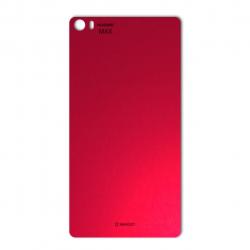 برچسب تزئینی ماهوت مدلColor Special مناسب برای گوشی  Huawei P8max (زرد خردلی)