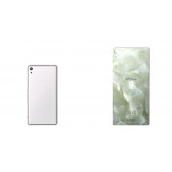 برچسب تزئینی ماهوت مدل Marble-light Special مناسب برای گوشی  Sony Xperia XA Ultra