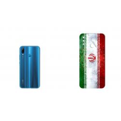 برچسب تزئینی ماهوت مدل IRAN-flag Design مناسب برای گوشی  Huawei Nova 3e