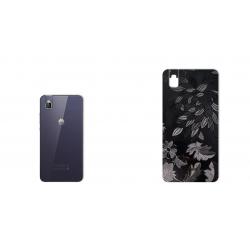 برچسب تزئینی ماهوت مدل Wild-flower Texture مناسب برای گوشی  Huawei Honor 7i-Shot X