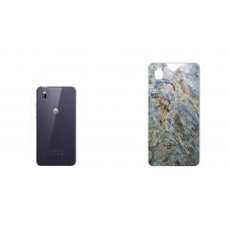 برچسب تزئینی ماهوت مدل Marble-vein-cut Special مناسب برای گوشی  Huawei Honor 7i-Shot X (سبز)