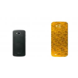 برچسب تزئینی ماهوت مدل  Gold-pixel Special مناسب برای گوشی LG X Venture
