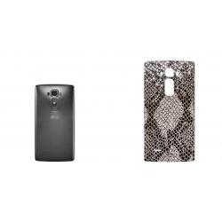 برچسب تزئینی ماهوت مدل Cobra-scale Leather مناسب برای گوشی  LG G Flex 2