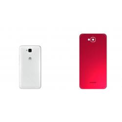 برچسب تزئینی ماهوت مدلColor Special مناسب برای گوشی  Huawei Y6 Pro (قرمز)