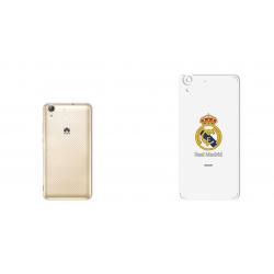 برچسب تزئینی ماهوت مدل REAL MADRID Design مناسب برای گوشی  Huawei Y6 II (بی رنگ)