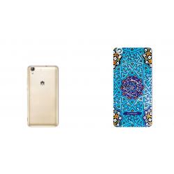 برچسب تزئینی ماهوت مدل Slimi design-tile Design مناسب برای گوشی  Huawei Y6 II